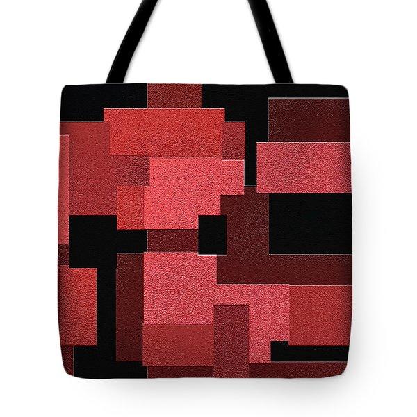 Wake Tote Bag by Ely Arsha