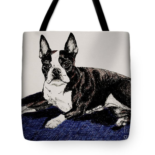 Wake Up Tote Bag by Susan Herber