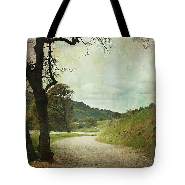 Walk Of Life Tote Bag by Laurie Search