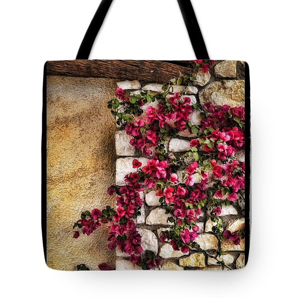 Wall Beauty Tote Bag by Mauro Celotti