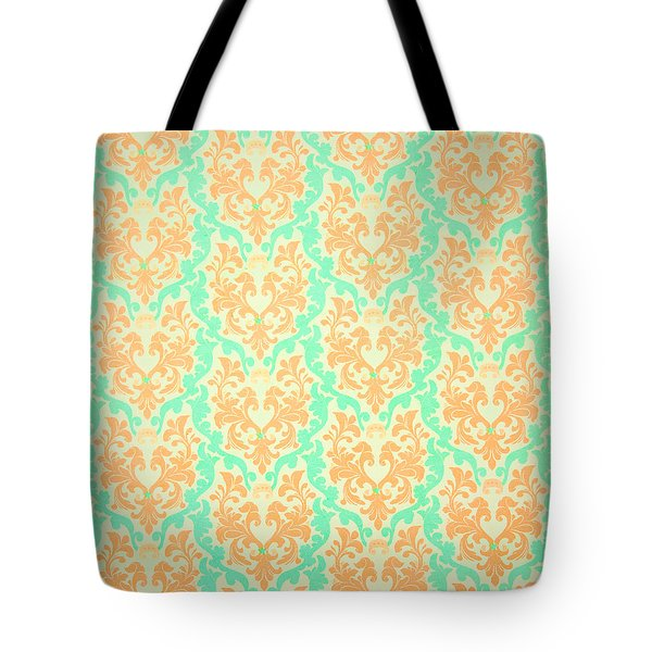 Wall Paper Tote Bag by Tom Gowanlock