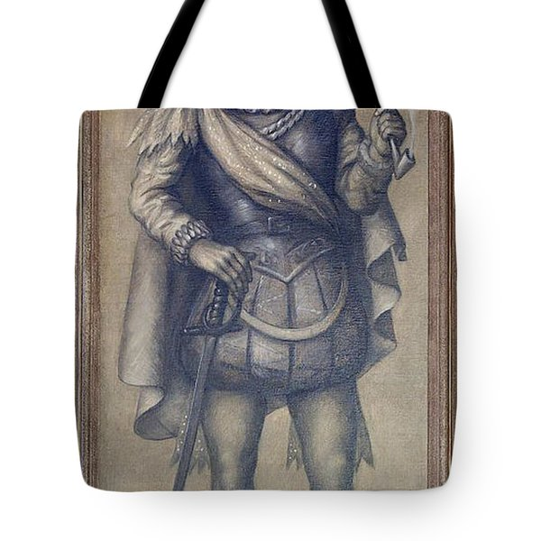 Walter Raleigh, English Explorer Tote Bag by Photo Researchers