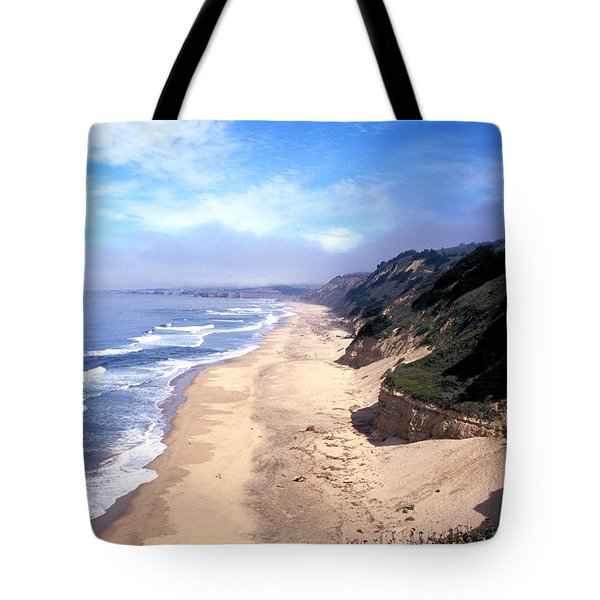 Water Color Sky Tote Bag by Kathy Yates