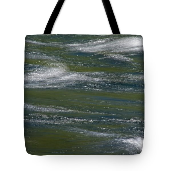 Water Impression 2 Tote Bag by Catherine Lau