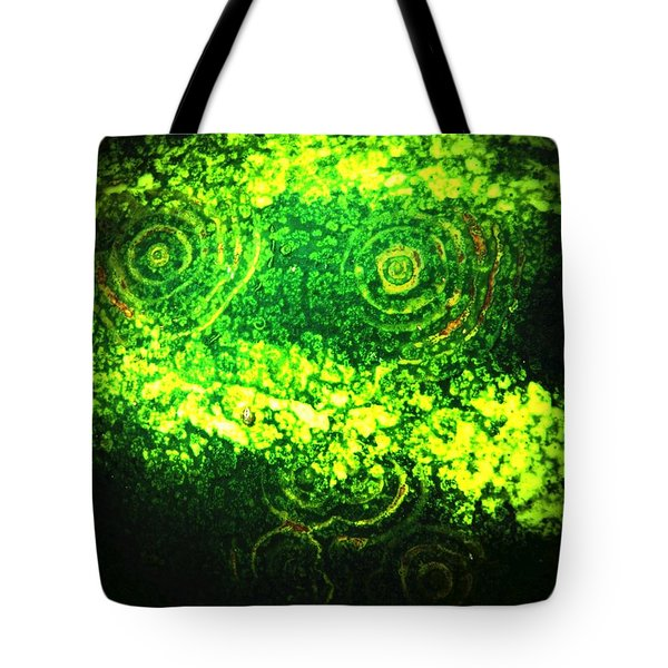 Watermelon Eyes Tote Bag by Chris Berry