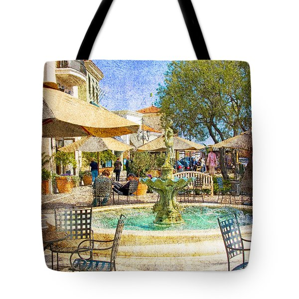 Waterside Tote Bag by Chuck Staley