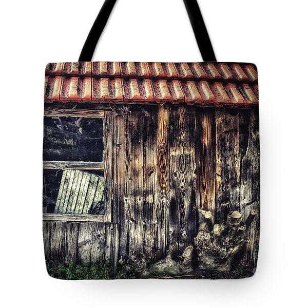 Wayside Tote Bag by Jutta Maria Pusl