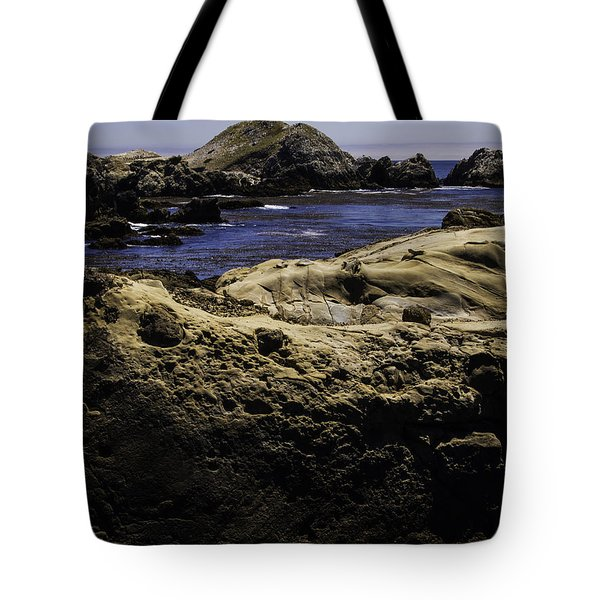 Weathering The Sea Tote Bag by Jo-Anne Gazo-McKim