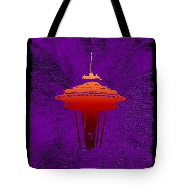 Weathering The Storm Tote Bag by Tim Allen