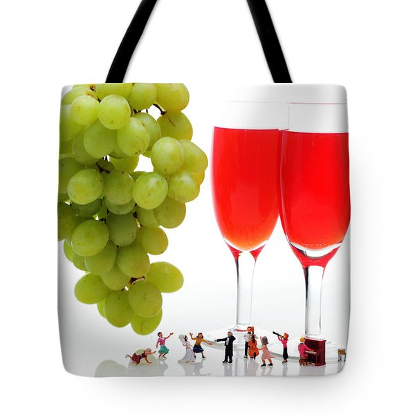 Wedding Ceremony Tote Bag by Paul Ge