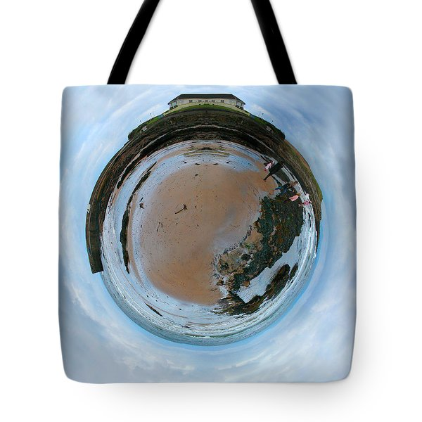 Wee Rossnowlagh Beach Tote Bag by Nikki Marie Smith