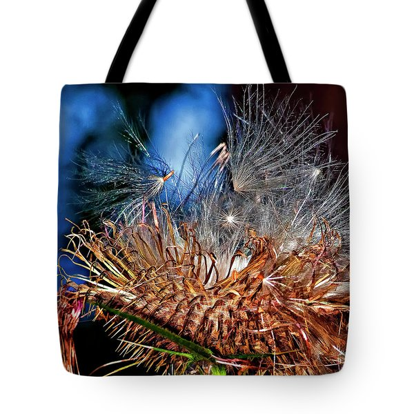 Weed Orgy Buzzed Tote Bag by Steve Harrington