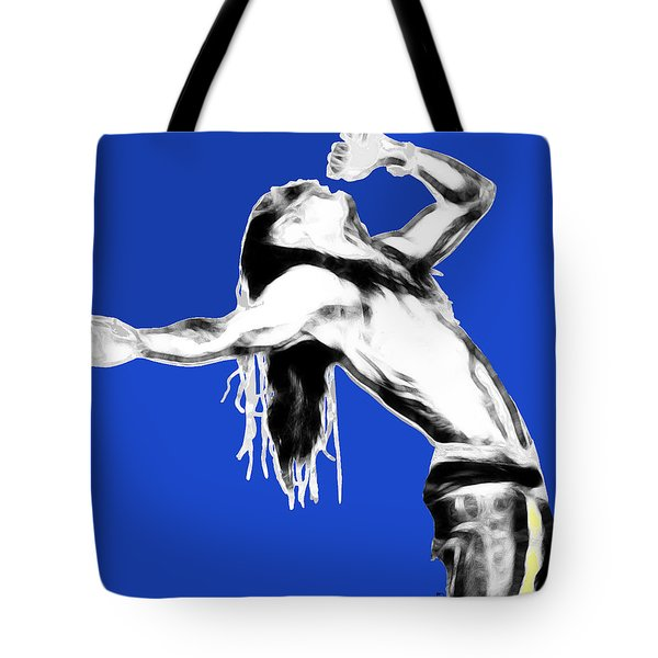 Weezy F. Baby Tote Bag by Cheryl Young