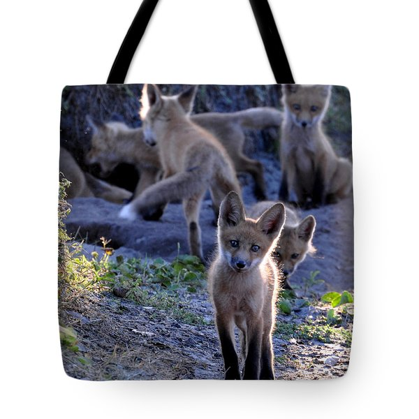 Welcome Tote Bag by AnnaJo Vahle