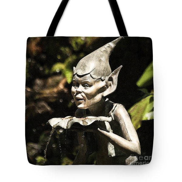 Well Gremlin Tote Bag by Heiko Koehrer-Wagner