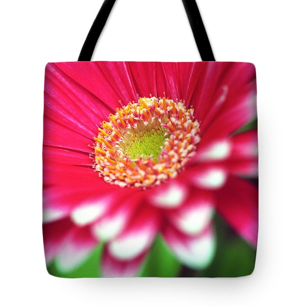 What A Daisy Tote Bag by Kathy Yates