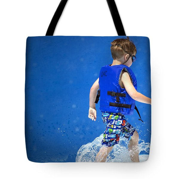 What Life Is All About Tote Bag by Gwyn Newcombe