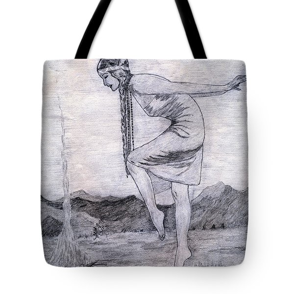 When Shadows Fall Tote Bag by Donna Munro