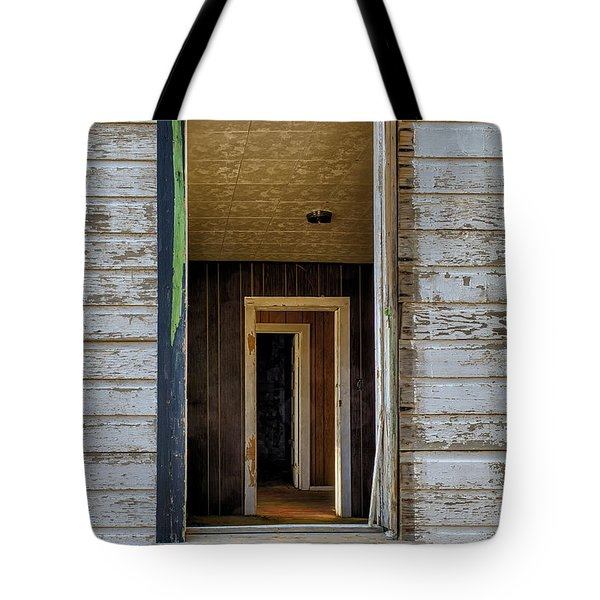 When Times Were Good Tote Bag by Sandra Bronstein