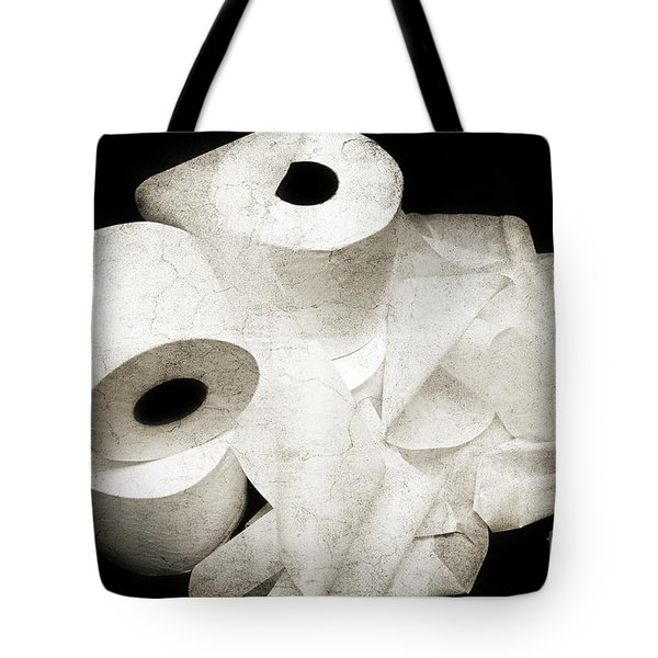 Where Is My Spare Roll HC V3 Tote Bag by Andee Design