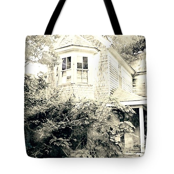 Who You Gonna Call Tote Bag by Lizi Beard-Ward