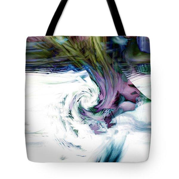 Why Tote Bag by Linda Sannuti