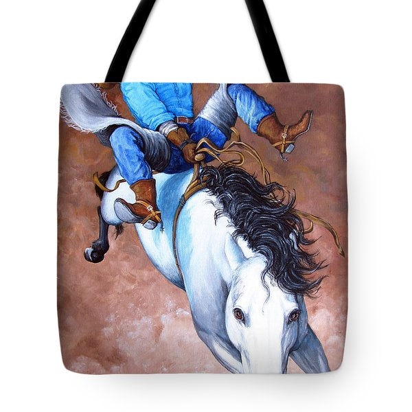 Wild Ride Tote Bag by Tanja Ware