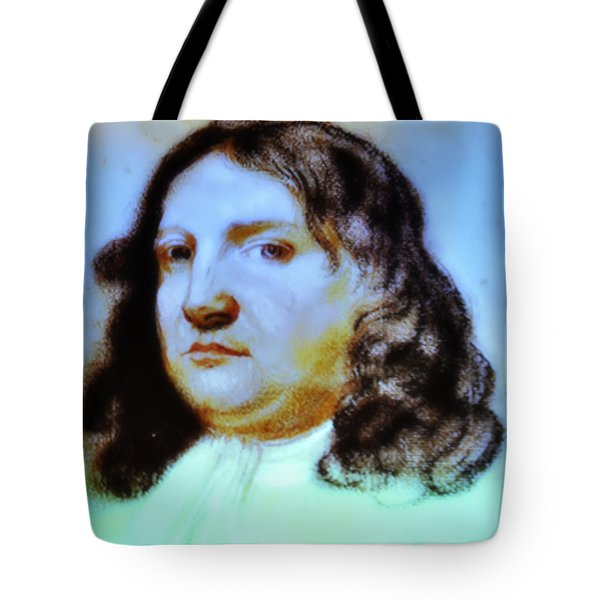 William Penn Portrait Tote Bag by Bill Cannon