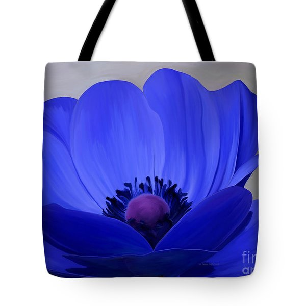 Windflower Tote Bag by Patricia Griffin Brett