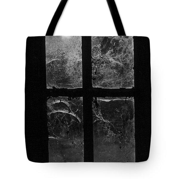 Window At Castle Frankenstein Tote Bag by Simon Marsden