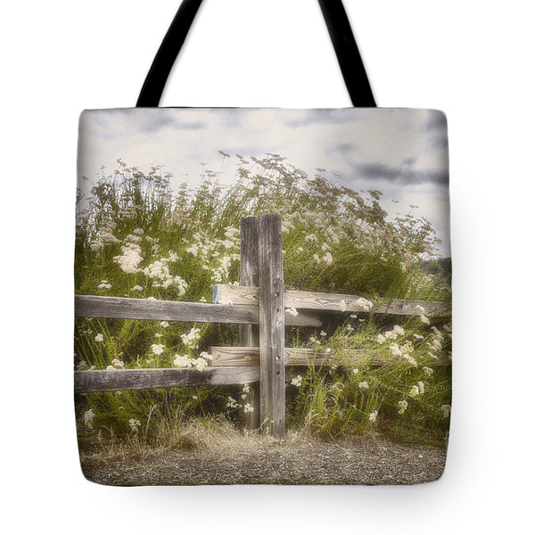 Windswept Tote Bag by Joan Carroll