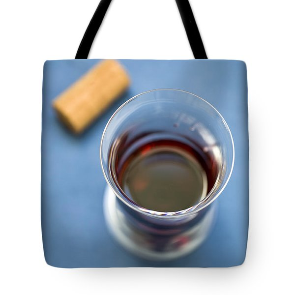 Wine Tasting Tote Bag by Frank Tschakert