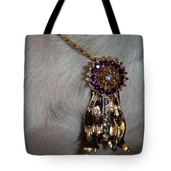 Winner Tote Bag by Susan Herber