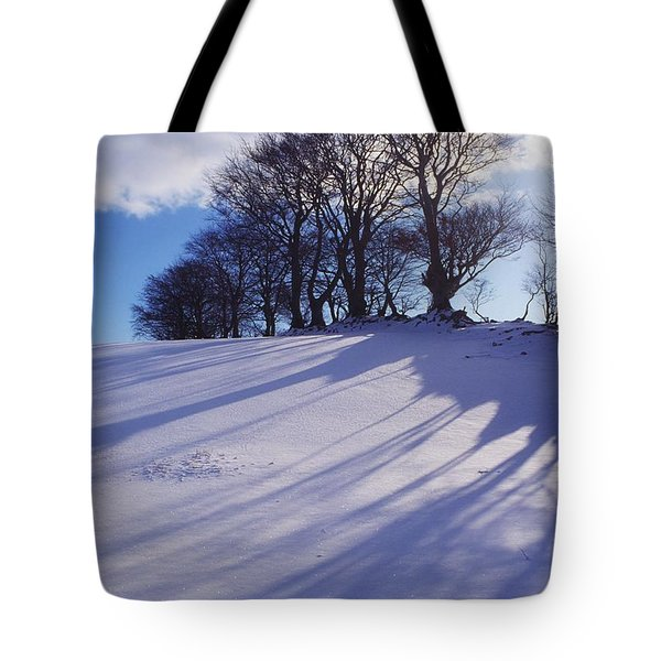 Winter Landscape Tote Bag by The Irish Image Collection