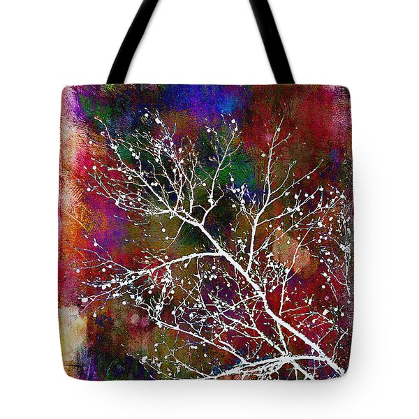 Winter Wishes Tote Bag by Judi Bagwell