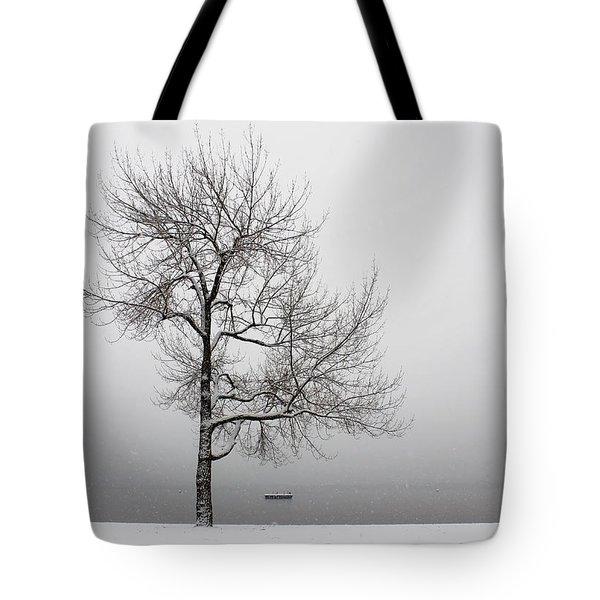 Wintertrees Tote Bag by Joana Kruse