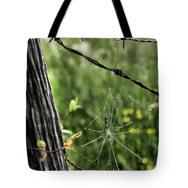 Wired Tote Bag by JC Findley