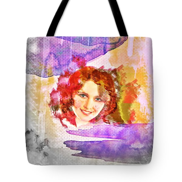 Woman's Soul Part 2 Tote Bag by Mo T