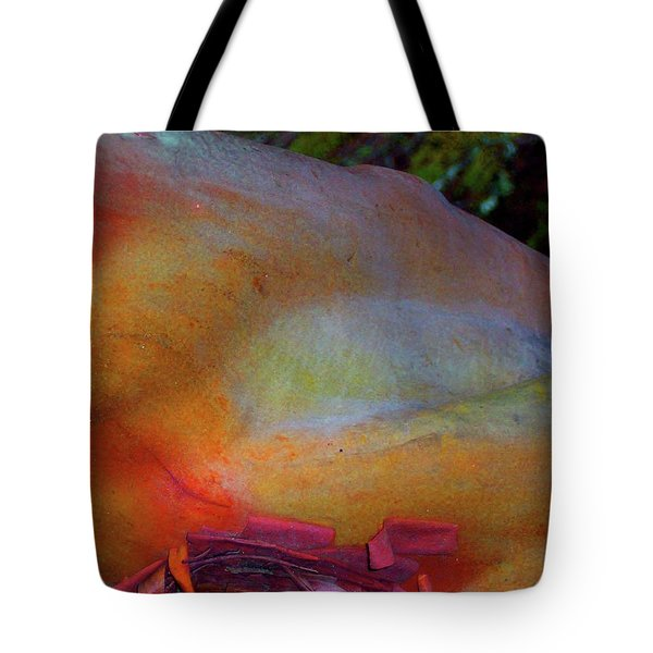 Tote Bag featuring the digital art Wonder by Richard Laeton