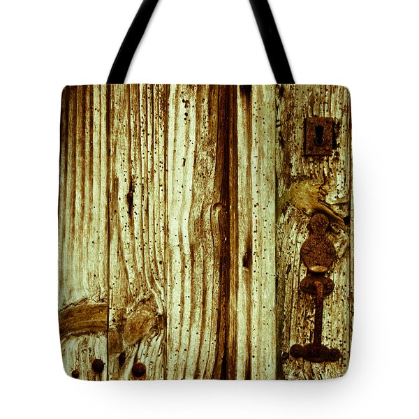 Wood Grain Tote Bag by Nomad Art And  Design