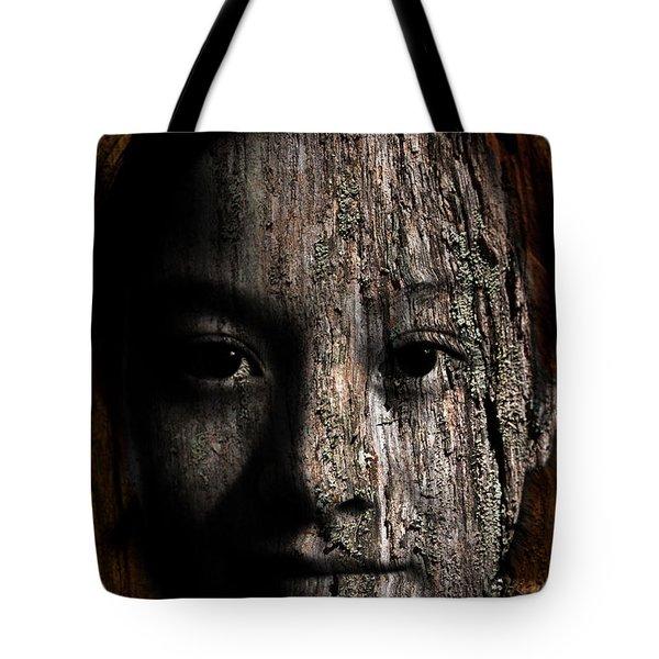 Woodland Spirit Tote Bag by Christopher Gaston