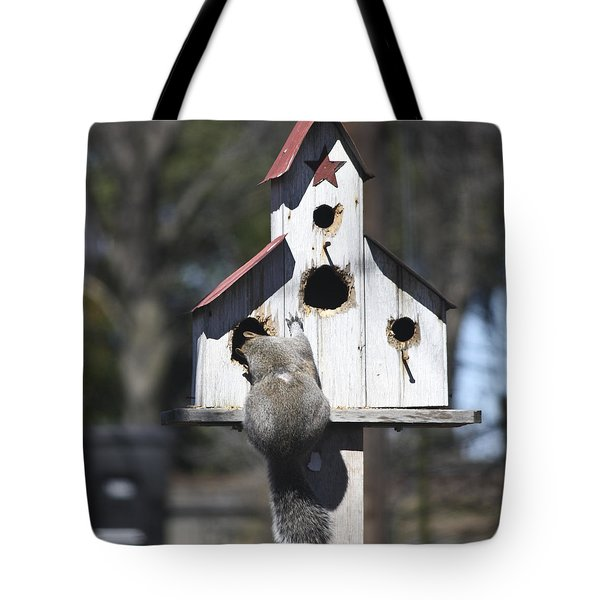 Work It Girl Tote Bag by Teresa Mucha