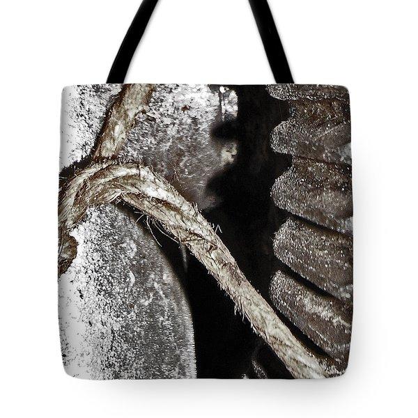 Working Parts Tote Bag by Lloyd Alexander
