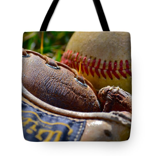 Worn Out Tote Bag by Bill Owen