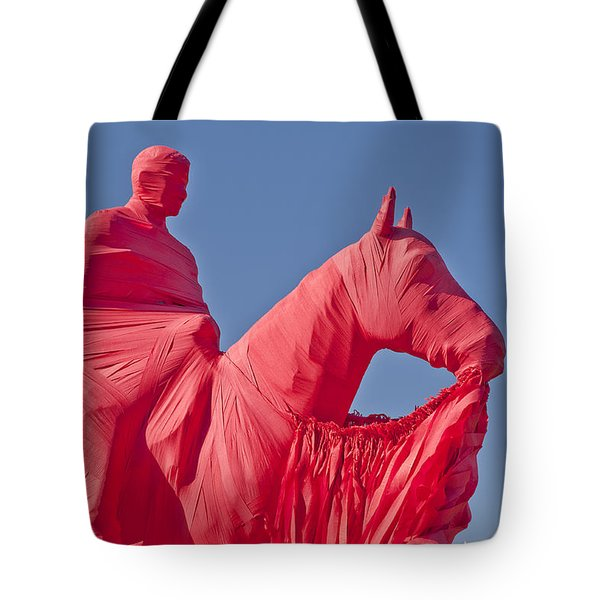 Wreck Em Tech Tote Bag by Melany Sarafis