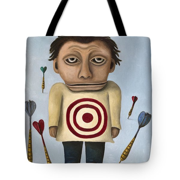 WTF 2 With Words Tote Bag by Leah Saulnier The Painting Maniac