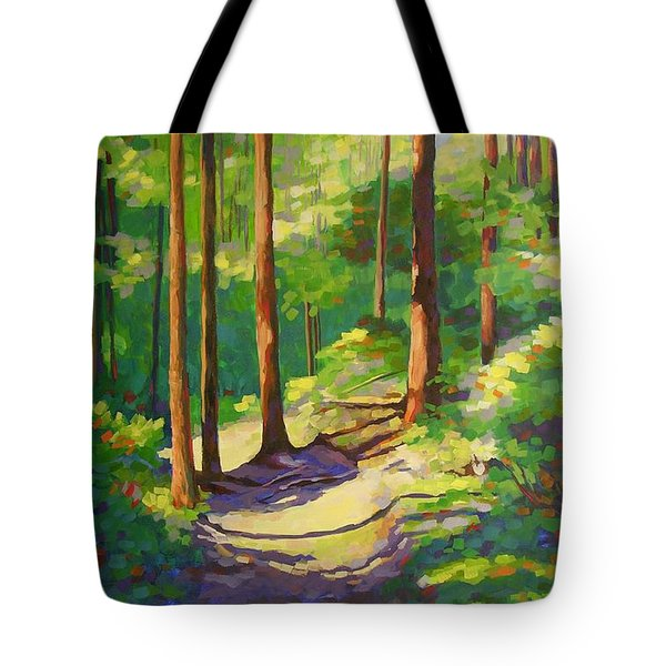 X Marks The Spot Tote Bag by Mary McInnis