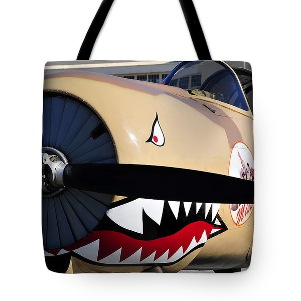 Yak Attack Tote Bag by David Lee Thompson