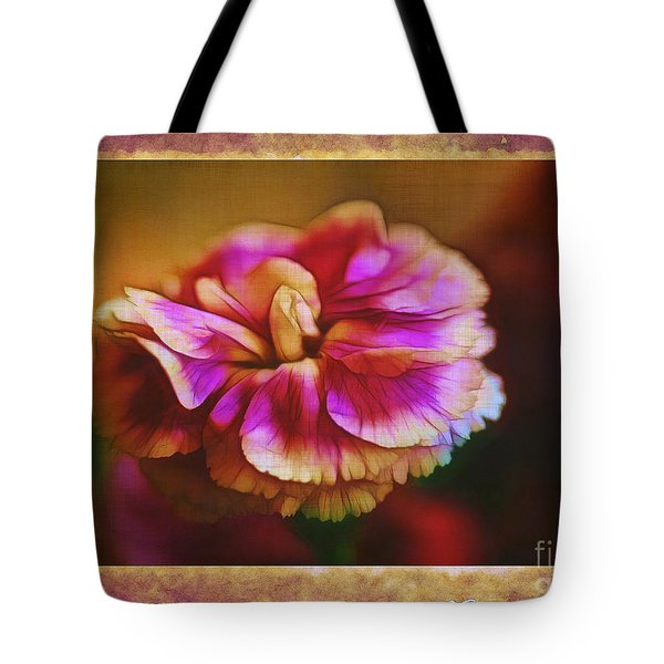 Yesterday Tote Bag by Judi Bagwell