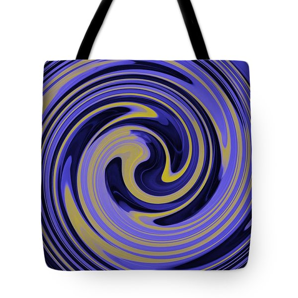 You Are Like A Hurricane Tote Bag by Bill Cannon